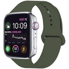 Силиконовый ремешок для Apple watch 38mm / 40mm