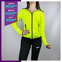 Женский спортивный костюм Nike желтый. Жіночий спортивний костюм Nike жовтий.