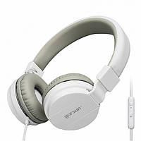 Дротові Навушники Gorsun GS-779 з мікрофоном Білий