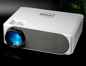 Проектор AUN AKEY6S white. Full HD, Android version