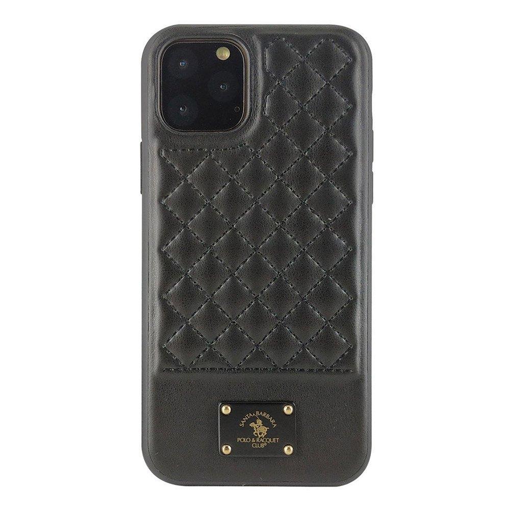 Чехол Polo Bradley черный для iPhone 11 Pro Max