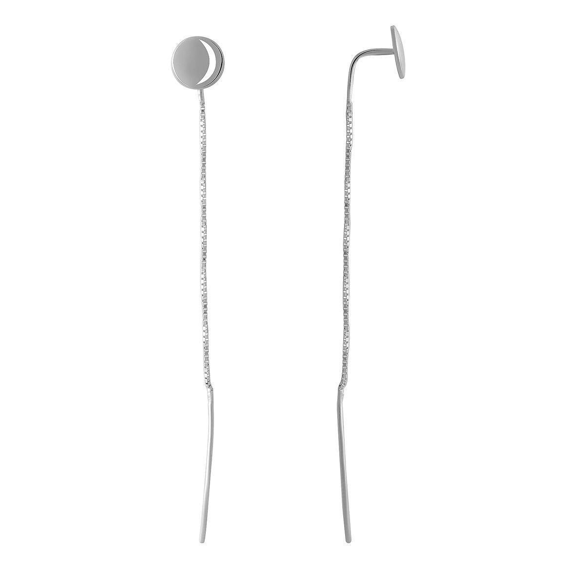 Серебряные серьги DreamJewelry без камней (2046738)