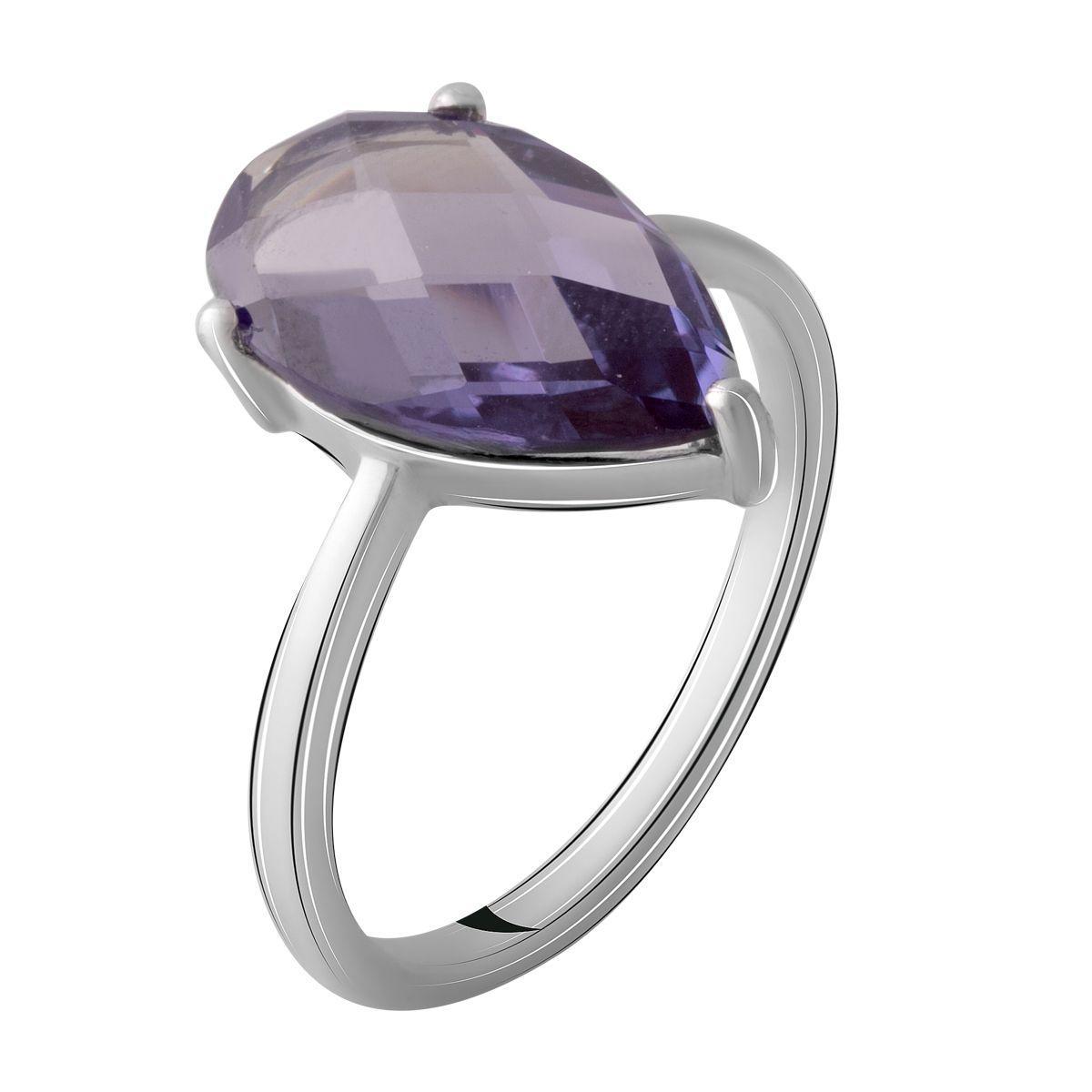 Серебряное кольцо DreamJewelry с олександритом 5.94ct (2050179) 18 размер