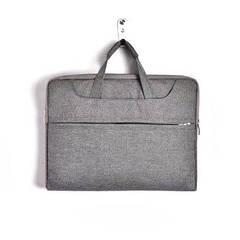 """Сумка Coteetci Shoulder Bag серая для ноутбуков диагональю 13"""""""