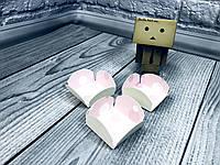*100 шт* / Ячейка универсальная / 45х45х27 мм / печать-Розовая Нежность, фото 1
