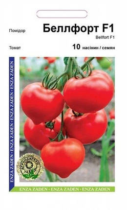 Беллфорт F1 семена томата, 10 семян — индетерминантный, ранний, Enza Zaden, фото 2