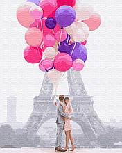 Картина за Номерами Повітряна любов 40х50см RainbowArt