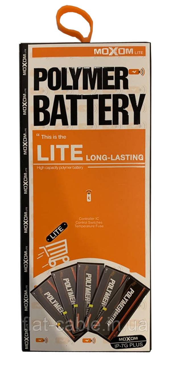 Батарея (акумулятор) для iPhone 7 Plus (MOXOM Lite)