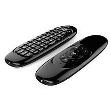 Аэромышка Air Mouse C120 с английской клавиатурой Черный