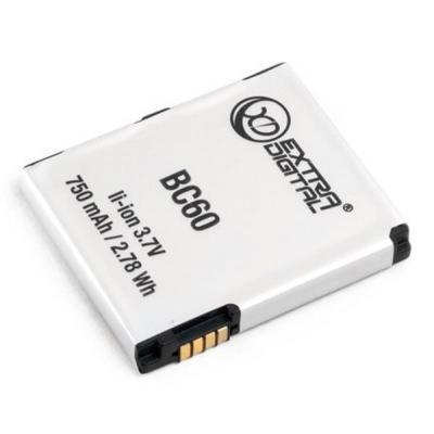 Акумуляторна батарея EXTRADIGITAL Motorola BC60 (750 mAh) (BMM6253)