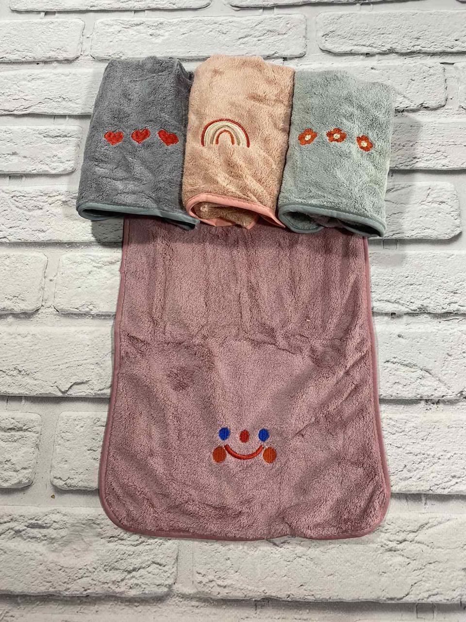 Набор  кухонных полотенец Микрофибра  плотная Р.р 25*50 см 4 шт