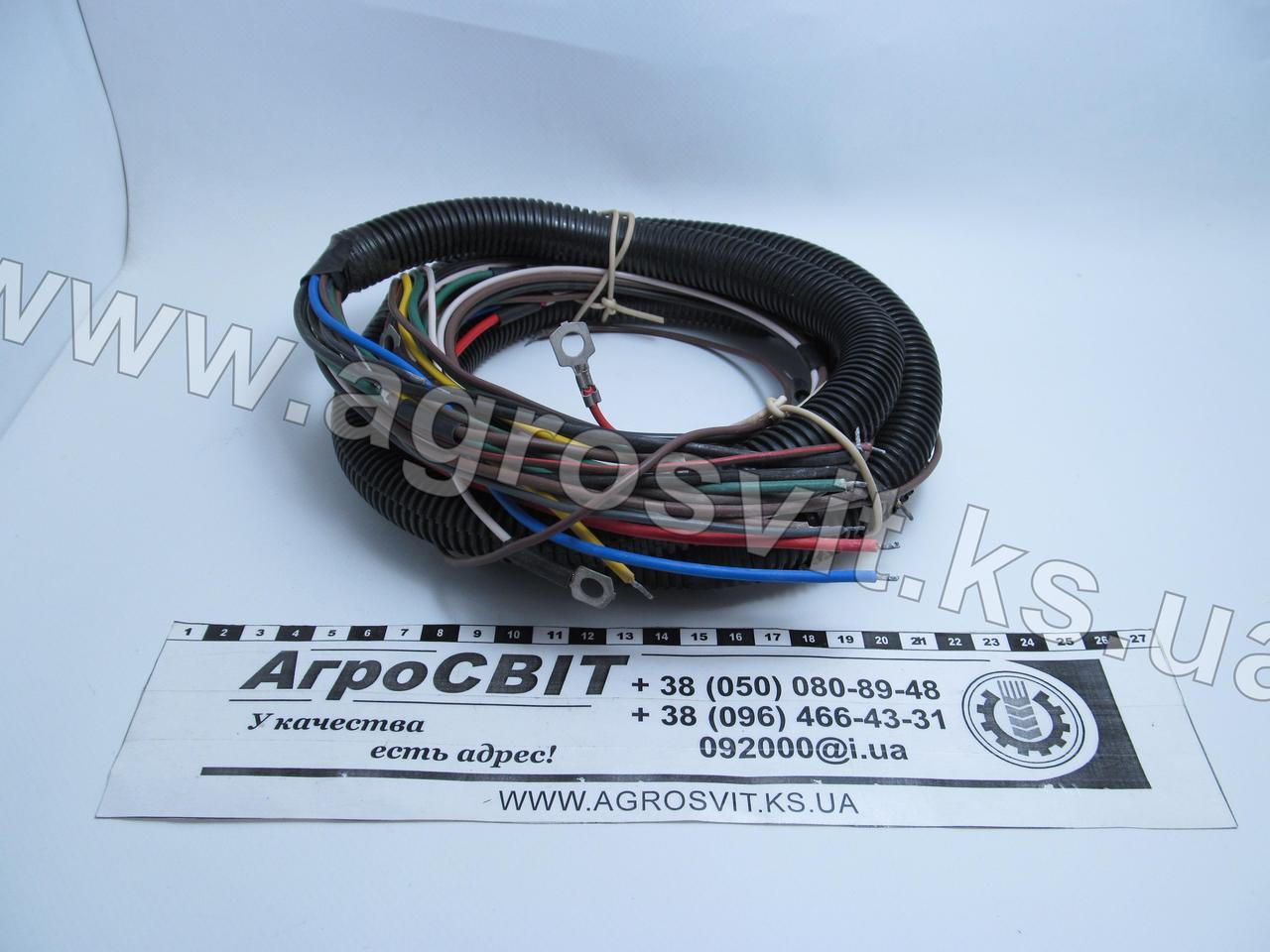 К-т проводки МТЗ-80/82 (в гофре); кат. № 18016