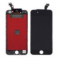 Дисплей Apple iPhone 6 с сенсорным стеклом (Черный) Original PRC