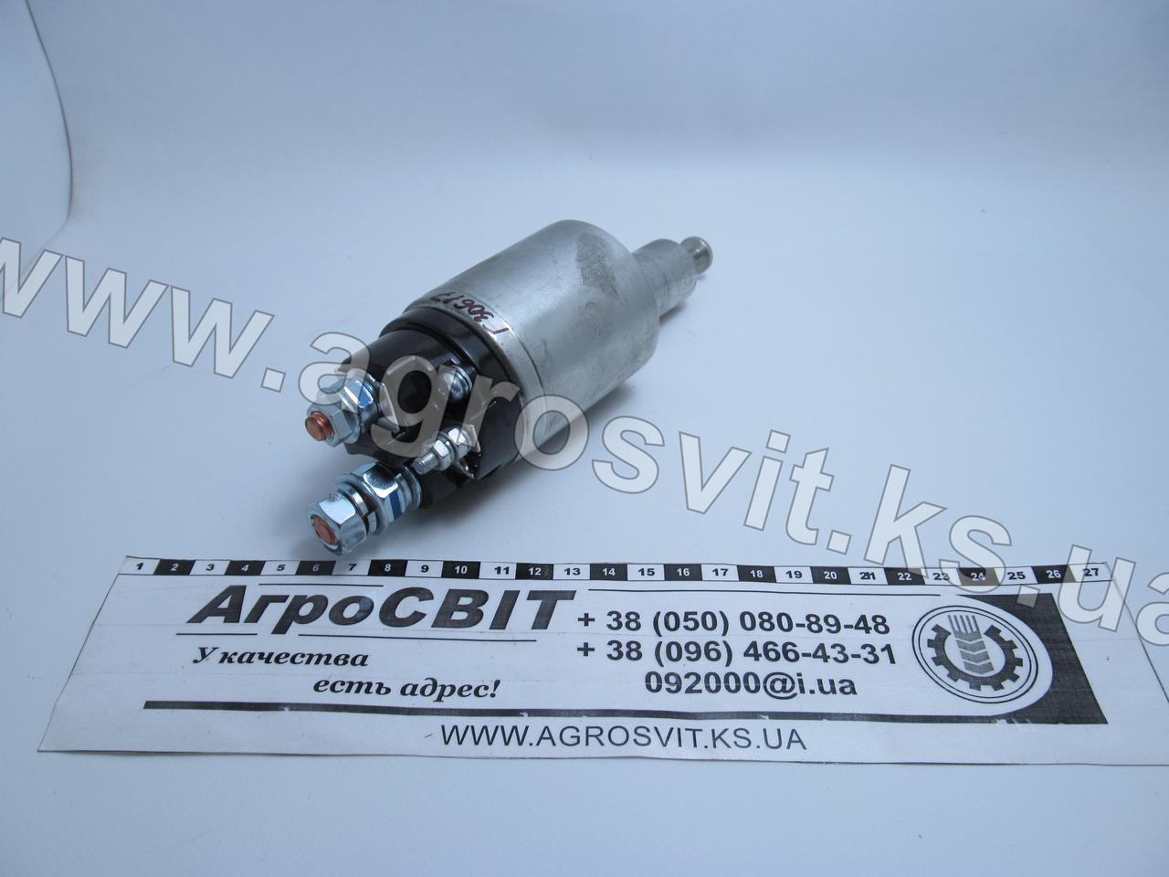 Втягивающее реле стартера Д-240-245 (12V); кат. № 6401.3708.800-04