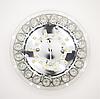 Потолочный светодиодный светильник LUMINARIA CASABLANCA CHROME 25W R300 ON/OFF WHITE 220 IP20, фото 10