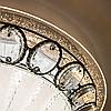 Потолочный светодиодный светильник LUMINARIA CASABLANCA CHROME 25W R300 ON/OFF WHITE 220 IP20, фото 7