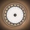 Потолочный светодиодный светильник LUMINARIA CASABLANCA CHROME 25W R300 ON/OFF WHITE 220 IP20, фото 4
