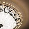 Потолочный светодиодный светильник LUMINARIA CASABLANCA CHROME 25W R300 ON/OFF WHITE 220 IP20, фото 6