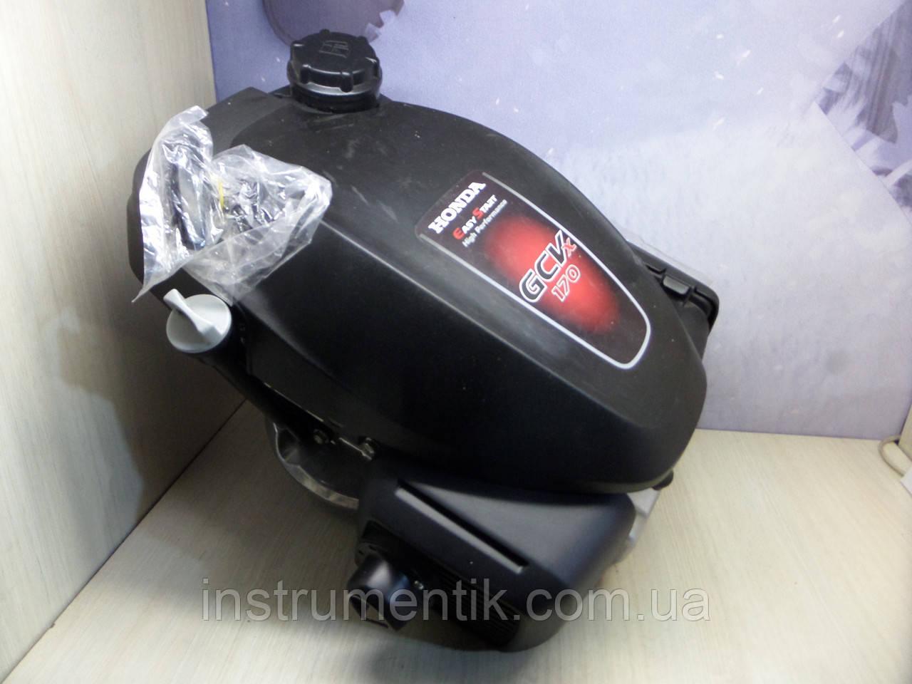 Двигатель для мотокультиватора  Dragon 55H (Honda GCV 170 )