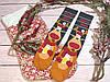 🎄 Парные новогодние носки с оленями WISHLIST BEER 36-41 размер LEONORA