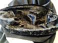 Лосины женские зимние на меху очень тёплые высокая посадка размер 48-50, фото 3