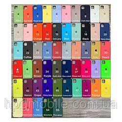 Чехол для iPhone 6, iPhone 6S - Original Soft Case, силиконовый, оригинальный