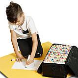 Набір якісних маркерів для художників 262 кольору Touch Smooth для малювання, скетчинга на спиртовій основі, фото 6