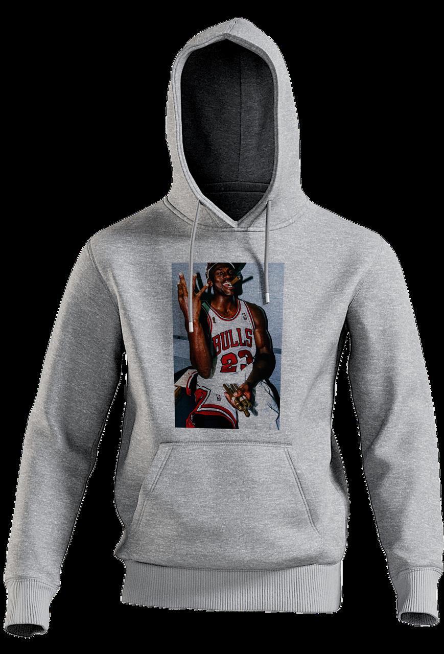 Худи Michael Jordan Basketball Smoking