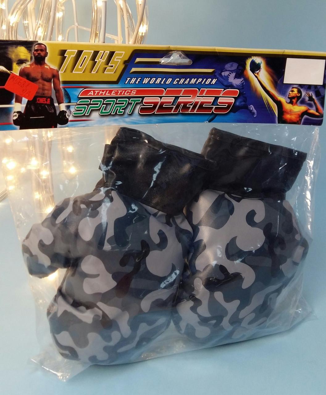 Детские боксерские перчатки M5681