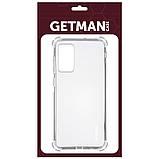 TPU чехол GETMAN Ease logo усиленные углы для Samsung Galaxy Note 20, фото 2