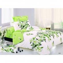 Двухспальный постельный комплект Амина