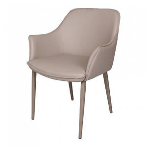 Обеденное кресло MILTON (Милтон) мокко экокожа от Nicolas