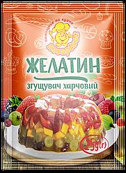 Желатин харчовий П-9 25 г.