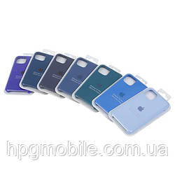 Чехол для iPhone 6, iPhone 6S - Original Soft Case, силиконовый, оригинальный blue (16)