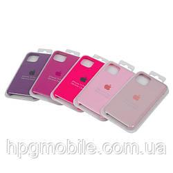 Чехол для iPhone 6, iPhone 6S - Original Soft Case, силиконовый, оригинальный lilac (05)