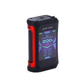 Батарейный мод GeekVape Aegis X Mod 200W Black Red
