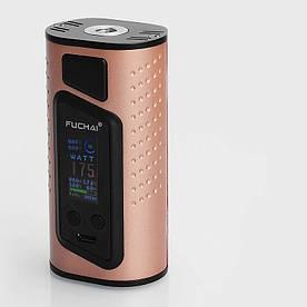 Батарейный мод Sigelei Fuchai Duo-3 175W TC Gold