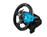 Комплект (кермо, педалі) Logitech G920 Driving Force (941-000123), фото 4