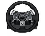 Комплект (кермо, педалі) Logitech G920 Driving Force (941-000123), фото 2