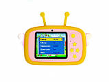 Детский цифровой фотоаппарат Желтая Пчелка Children`s fun 20Мп Full HD 1080p (PYB), фото 4