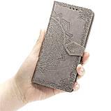 Кожаный чехол (книжка) Art Case с визитницей для Realme XT, фото 3