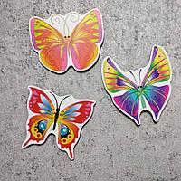 Бабочки. Пластиковый настенный декор, фото 1