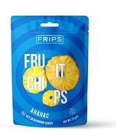 Фруктові Чіпси з ананаса, Frips, 25г