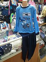 Пижама детская Подростковая для мальчика р.134-164