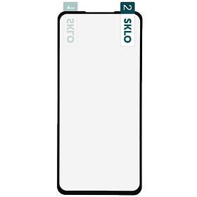Гибкое защитное стекло SKLO Nano (тех.пак) для Huawei P40 Lite E / Y7p (2020)