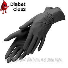Медицинские нитриловые перчатки Пара