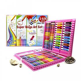 Детский набор для рисования Art Set 168 предметов