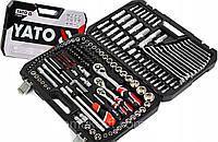 Професійний набір інструментів 216 ел. YATO набор инструмента ключи Польща