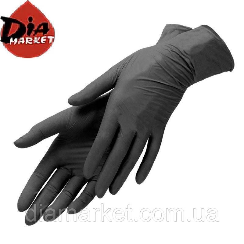 Медицинские нитриловые перчатки Vietglove Пара