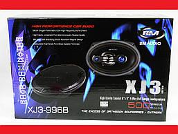 6x9 BOSCHMANN BM Audio XJ3-996B 500W 4х полосные
